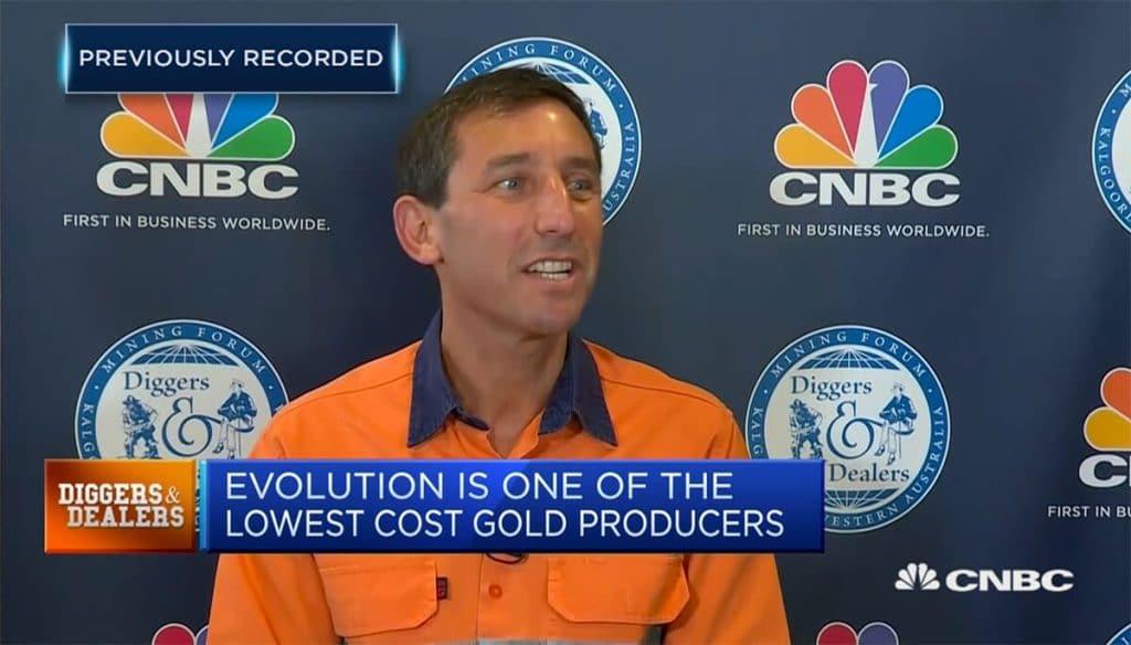 Evolution Mining – Australian Gold Company